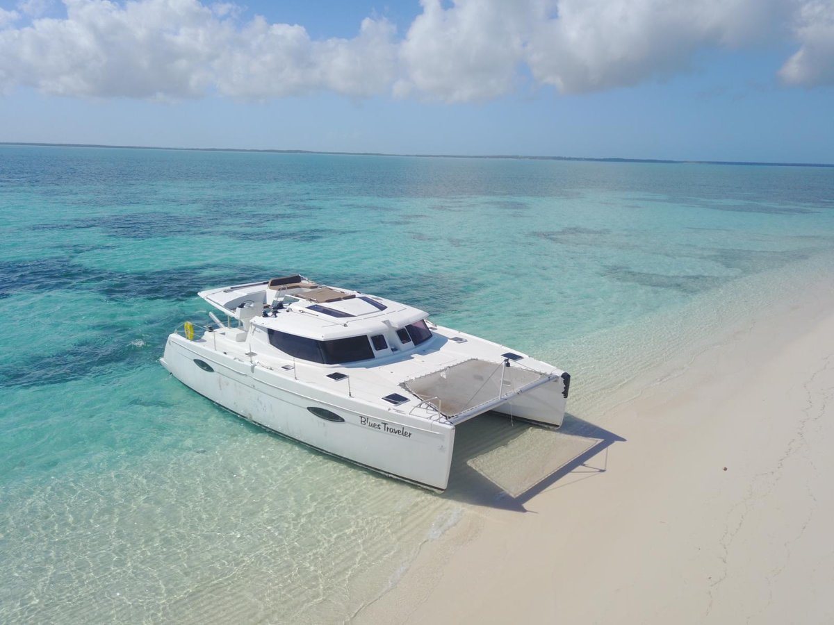 Fountaine Pajot Helia 44 catamaran (4 cabin layout) w/ new mast available!