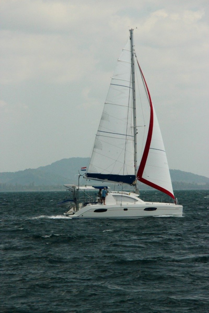 Leopard Catamarans 38 Yacht for Sale in Langkawi:Leopard 384 Catamaran for Sale in Langkawi,Malaysia