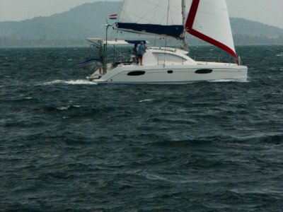 Leopard Catamarans 38 Yacht for Sale in Langkawi