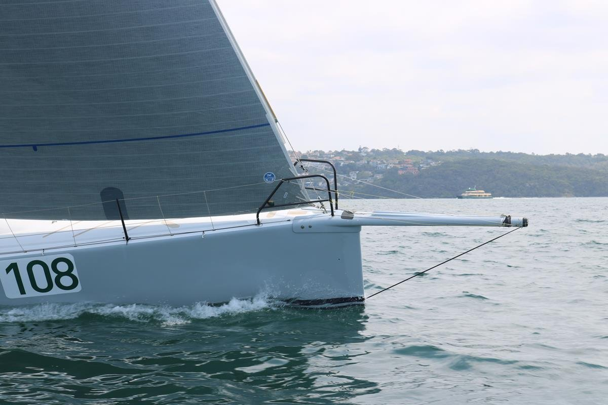 TP 52 - Entered in Sydney to 2020 Hobart for New Buyer