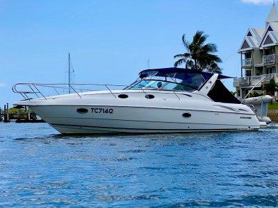 Sunrunner 3700LE sport cruiser- Click for more info...