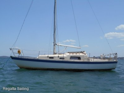 Compass 29 Owners say sell now !!!!!! will need a tidy up