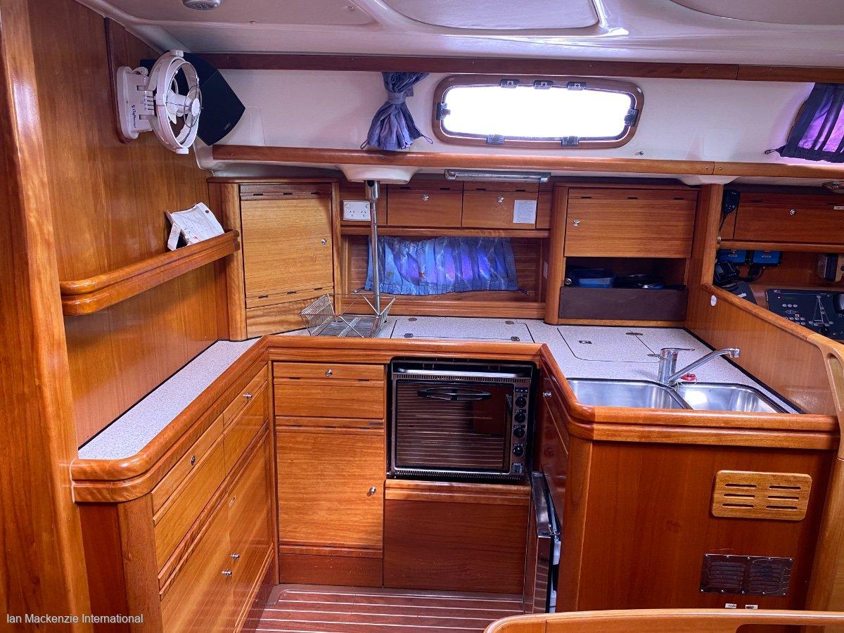 Bavaria Cruiser 50 Bluewater Cruising yacht