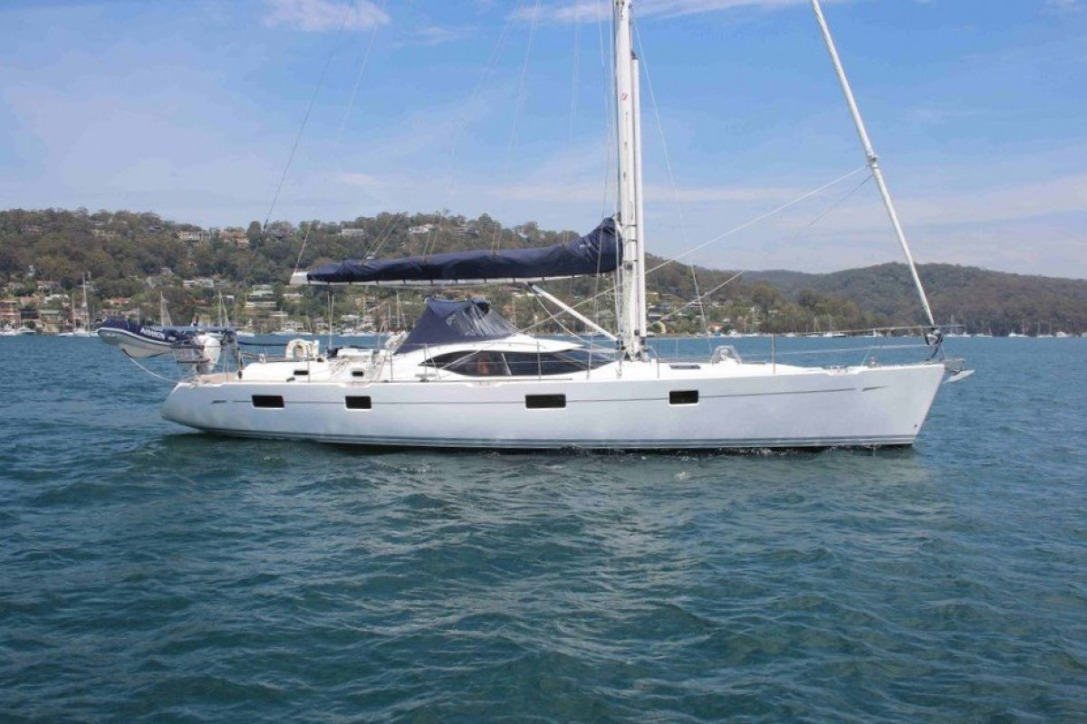 Oyster 545 Immaculate Condition