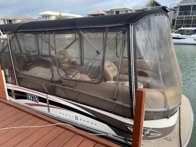 Sun Tracker Party Barge 25 Custom