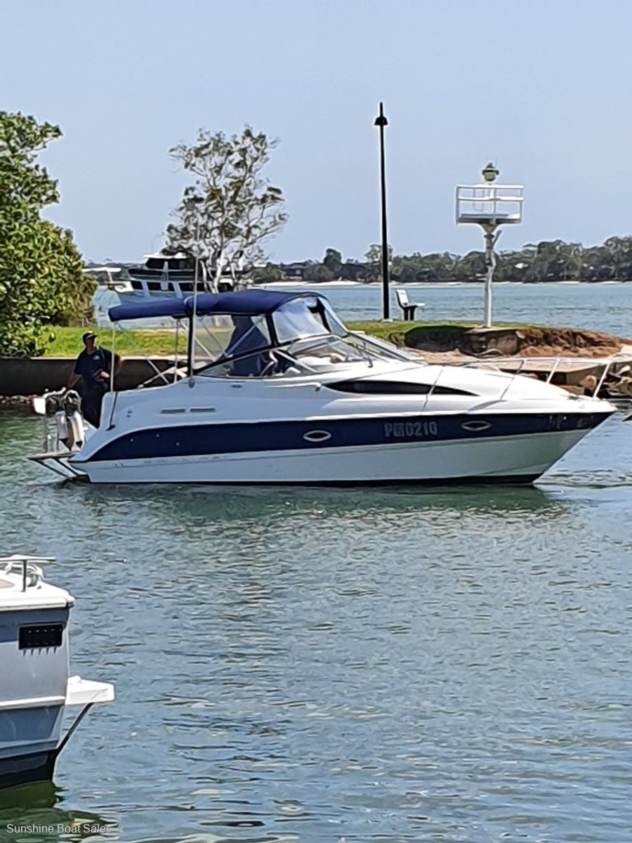 Bayliner 2655 Widebody