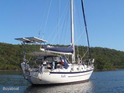 Pacific Seacraft 37 Cruising yacht