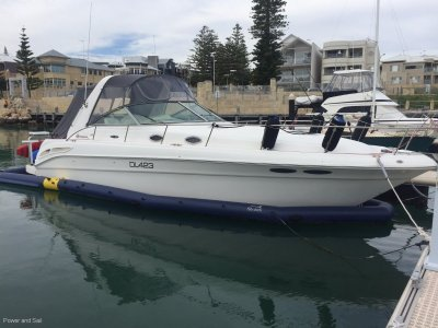 Sea Ray 360 Sundancer - Motors rebuilt