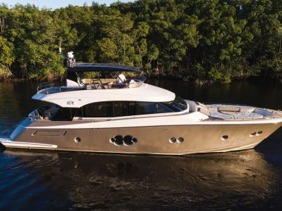 Monte Carlo Yachts Motoryacht