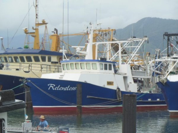 TS432 Trawler East Coast/Torres Strait Package