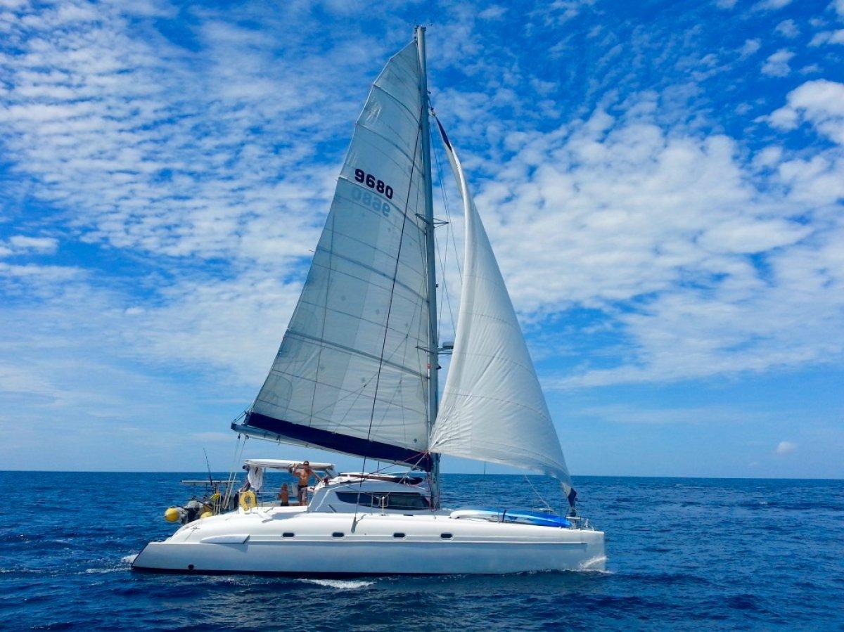 Fountaine Pajot Bahia 46 Offshore Cruising Catamaran