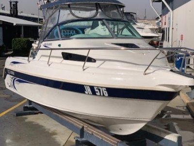 Haines Hunter 650 Classic Offshore