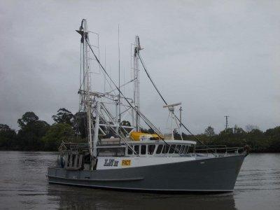 TS434 East Coast Trawler and 250 Nights