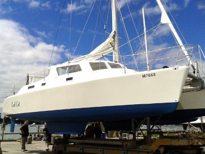 Kelsall Catamaran 34ft