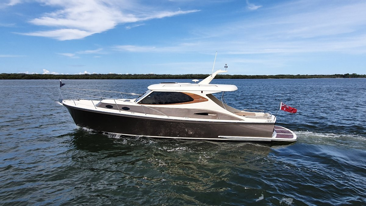 Whitehaven Harbour Classic 40 Stock boat available now