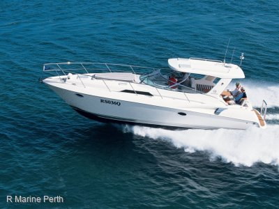 Riviera M360 Sportscruiser - Fully Serviced & Ready to Go