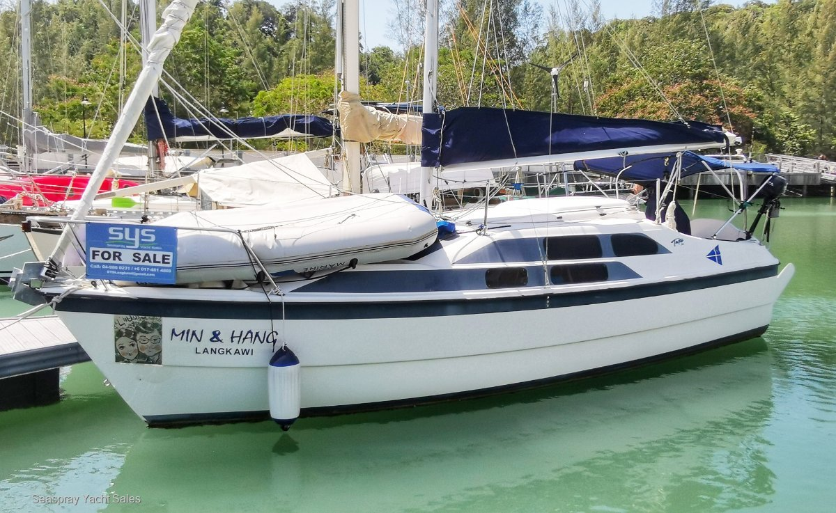 Tattoo Yachts 26 Yacht for Sale in Langkawi:Tattoo ( Macgregor) Yacht for sale in Langkawi