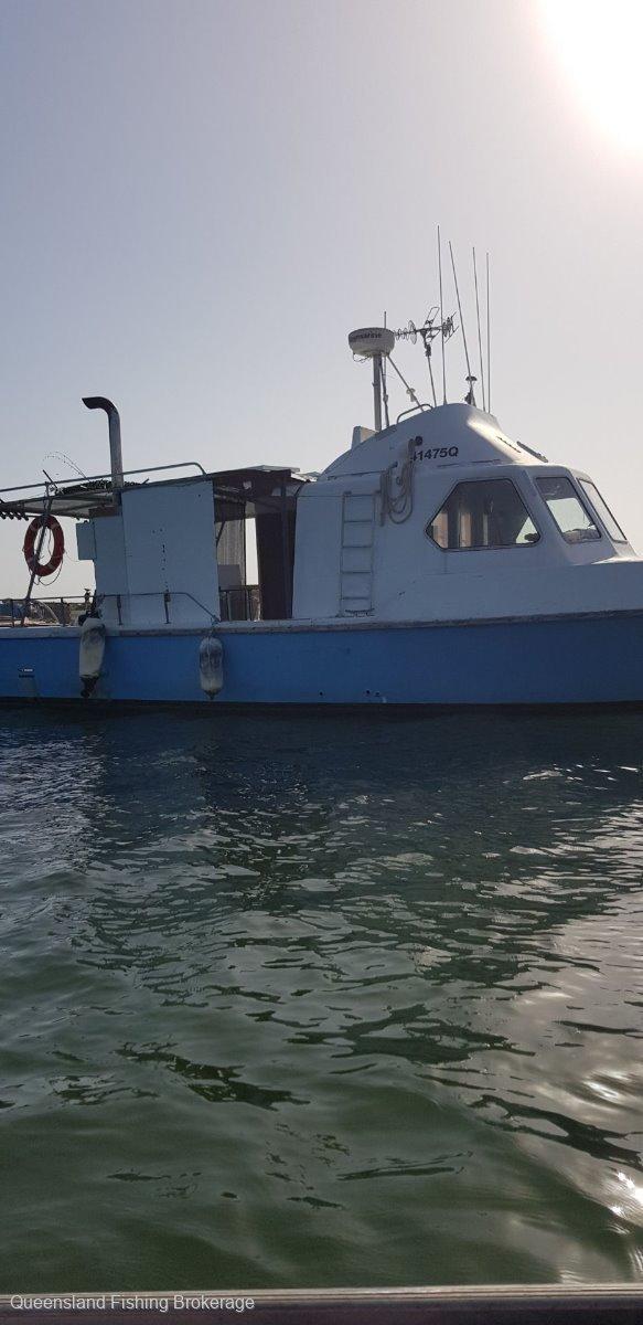 LV317 Custom Spanner Crab/Line Vessel