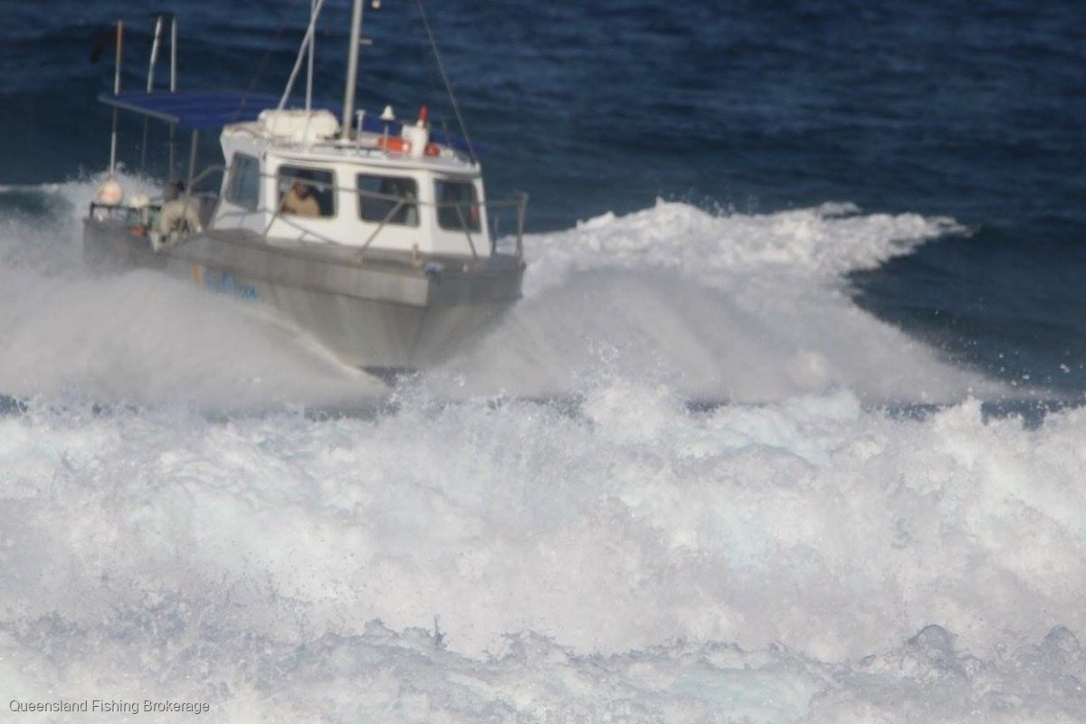 Boden 10.65m Commercial Fishing Vessel