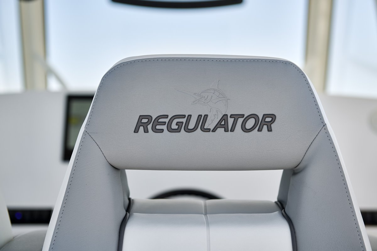 Regulator 41