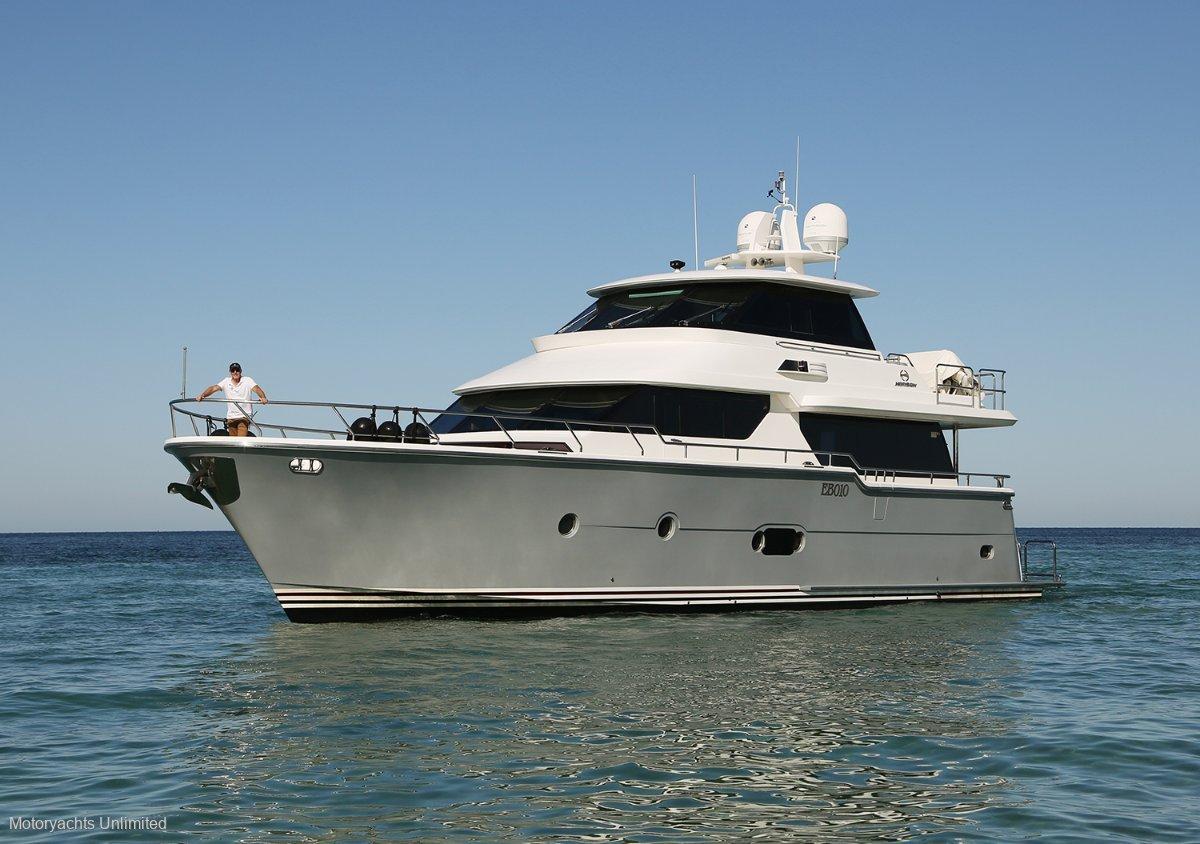 Horizon Yacht V68 - Proven Kimberley cruiser:Horizon Vision 68