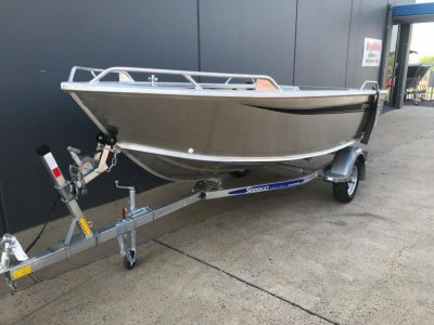 Stessco Catcher 409 LTD BOAT AND TRAILER ONLY - 2020 MODEL
