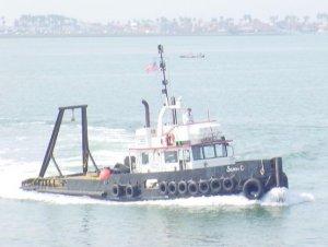 65ft Multi-purpose Tug / Workboat