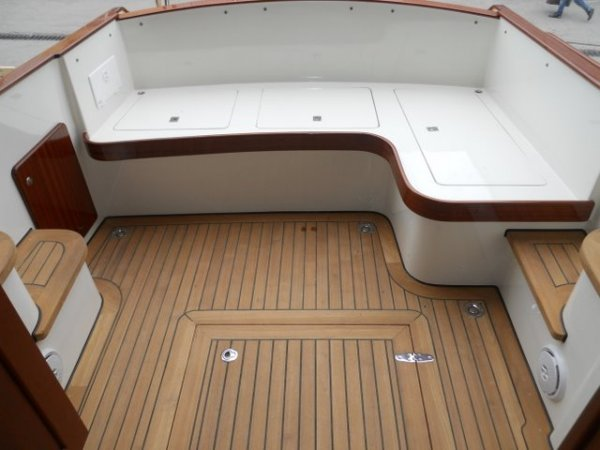 Custom10m Lobsterboat style Motoryacht