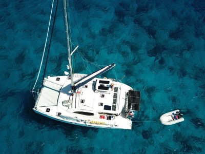 Leopard Catamarans 46 Owners version - never chartered
