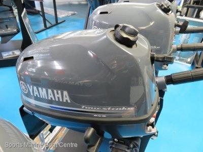 4-5-6 Hp Yamaha