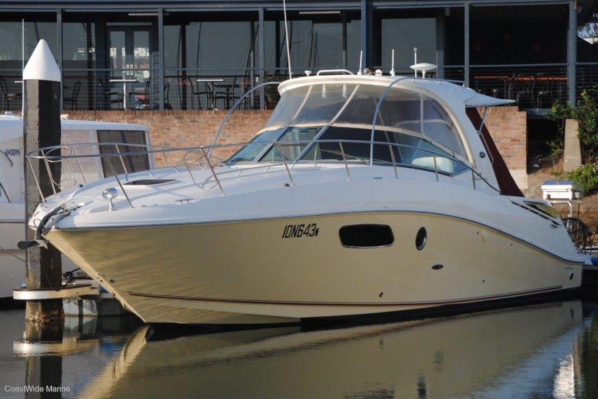 Sea Ray 370 Sundancer Diesel shaftdrive