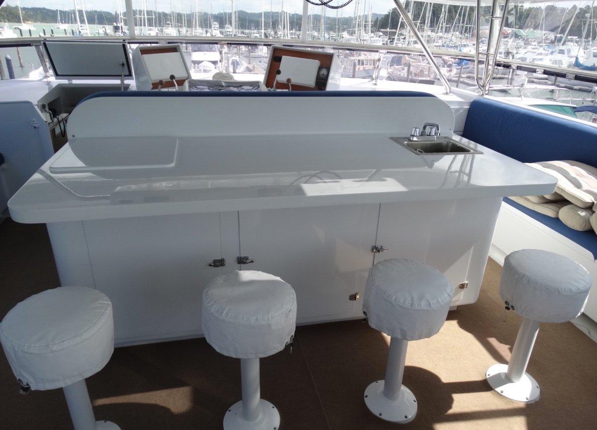 Broward 30 30.5M Broward Cockpit Motor Yacht