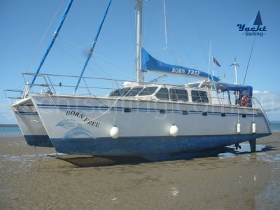 Brady 15m Sail/Power Catamaran