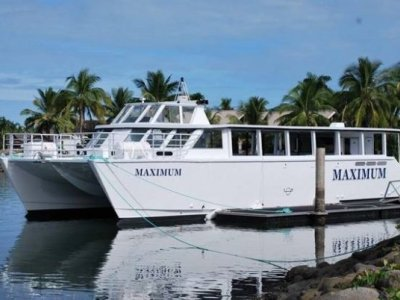Streamline Custom Passenger As New 130 Pax Commercial Charter Catamaran Ferrry