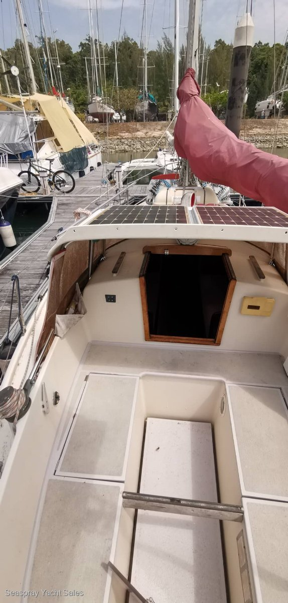 Allegro 27 Yacht for sale in Langkawi Malaysia.