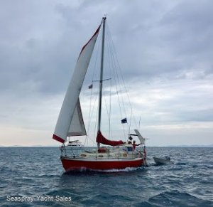 Allegro 27 Yacht for sale in Langkawi Malaysia.:Allegro 27 yacht for sale in Rebak Marina Malaysia