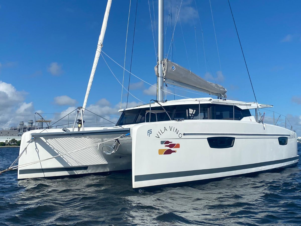 Fountaine Pajot Astrea 42 (Owner's Version) - w/ new rig available extra!