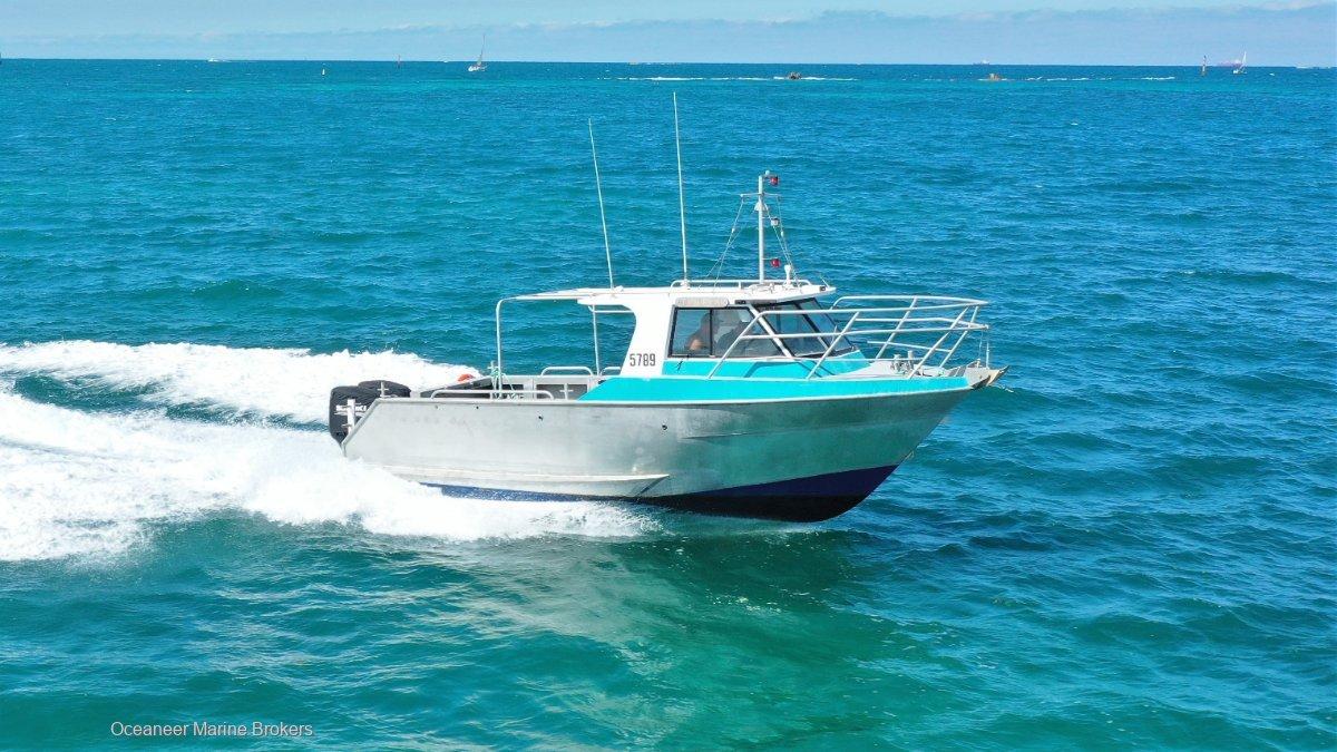 Seamaster 8.0 Commercial Work Boat NEW Suzuki 250s