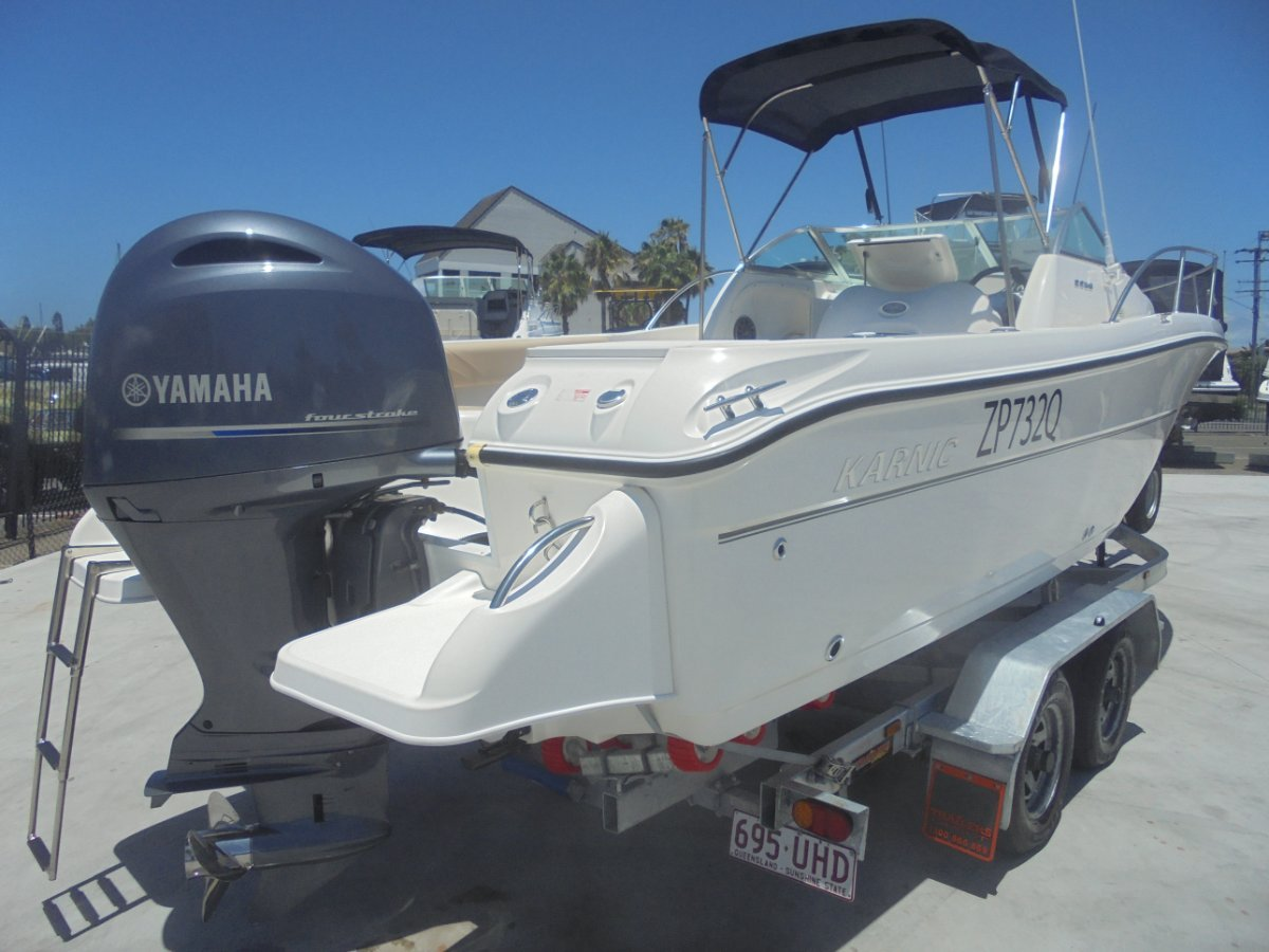 Karnic 2250 Bluewater 2016 MY