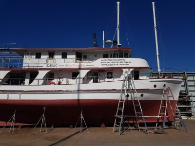 72ft Vessel And