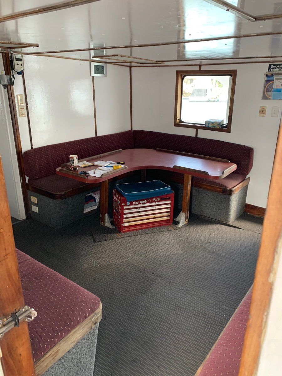72ft Vessel and Charter business for sale