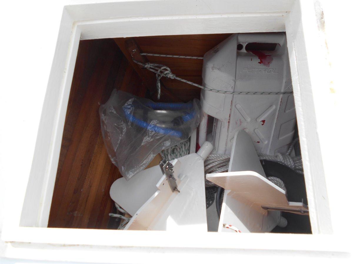 William Atkins Seabright Skiff Cedar/Glass/Epoxy AS NEW