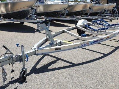 Telwater Aluminium I-Beam TEL1595 Trailer (5-5.8m boats)