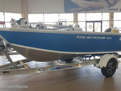 Quintrex 420 Renegade SC | Yamaha F40 Four Stroke *New Package