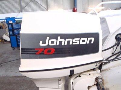 70hp JOHNSON 2 STROKE