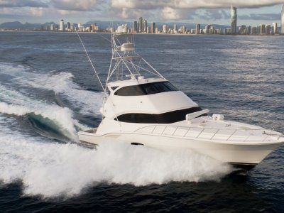 Bertram 70 Flybridge New Listing