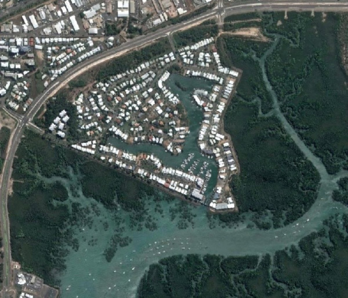 Darwin Marina Berths for Sale