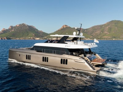 Sunreef Yachts 80 Power