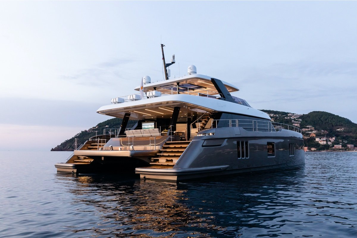 Sunreef Yachts 80 Power