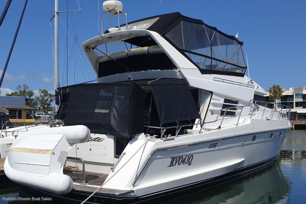 Monte Fino 60 Motor Yacht